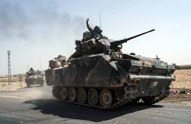 It Is Being Reported That Turkish Military Forces Have by Turkish Offensive On Islamic State In Syria Caught U S Off Guard
