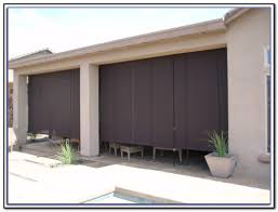 Roll Up Patio Blinds by Roll Up Blinds Patio Doors Patios Home Decorating Ideas