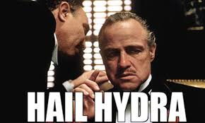 Hail Hydra Meme - hail hydra 7 fbtb