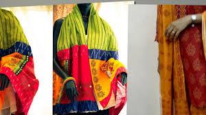 color designer stitch designer dupatta chunni diy make two color designer