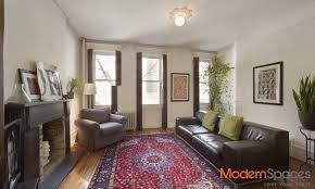 1 2 br w dining rm in townhouse w backyard modernspaces nyc