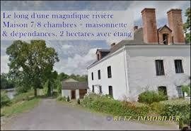 chambre d agriculture vend maisons villas manoirs chateaux propriétés à vendre pour gites