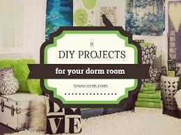 Diy Crafts Room Decor - 9 diy dorm decorating crafts