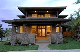 modern prairie style modern prairie home plans prairie style house plans