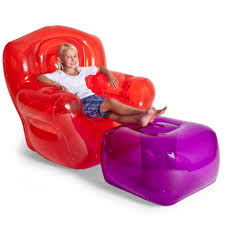 Armchair For Kids Furniture Wonderful Red Plastic Bubble Armchair With Purple