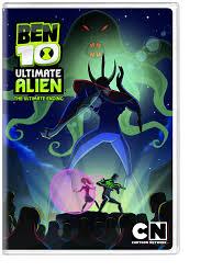 amazon cartoon network ben 10 ultimate alien ultimate