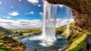 photo collection waterfall iceland seljalandsfoss