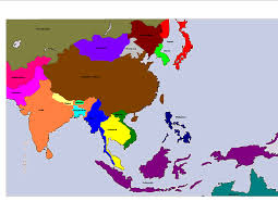 Map Of Se Asia by Map Of South And Southeast Asia My Blog