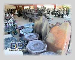 wholesale retail statuary wholesale yard located in napoleonville
