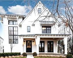 black trim white house exterior with black trim white house exterior with