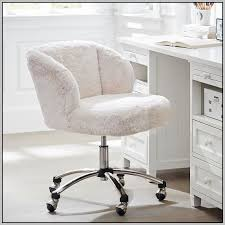sensational design ideas upholstered desk chair with wheels fresh for office on casters plans 17