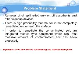 Not Contaminated With Oil Washing by On Site Remediation Of Sea Sediment And Soil Contaminated With Crude U2026