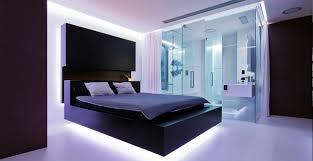 chambre led lit avec led intégré au dessous 11 exemples exclusifs