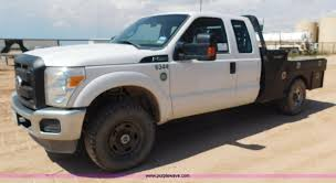 ford electric truck 2012 ford f250 super duty supercab flatbed pickup truck it