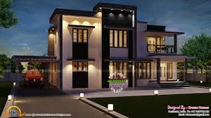 100 2200 sq ft house plans 4 bedroom flat roof style house