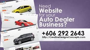 lexus malaysia mudah car auto dealer website malaysia creative web design 60 6