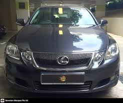 toyota lexus used car buy used toyota lexus gs300 auto car in singapore 95 500 search
