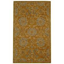 Orange And Blue Area Rugs Safavieh Anatolia Gold Blue Area Rug U0026 Reviews Wayfair