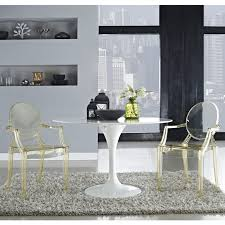philippe style louis ghost chair multiple colors designer