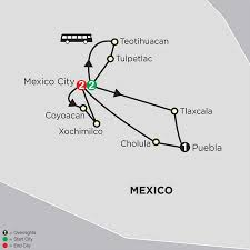 Coyoacan Mexico Map by Our Lady Of Guadalupe Tours Cosmos Affordable Tours U0026 Travel