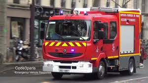 bspp ps 187 paris fire dept rescue pump youtube