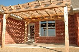 garage door pergola kits design hampton bay pergola raymour and
