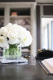 Lucite Vases White Peonies Flowers Pinterest White Peonies Peony And
