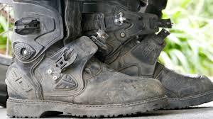 sidi motorcycle boots how far will sidi adventure boots go tracks