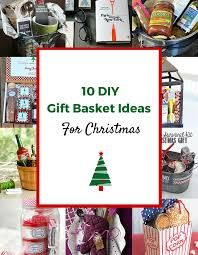 christmas gift basket ideas 10 gorgeous diy gift basket ideas