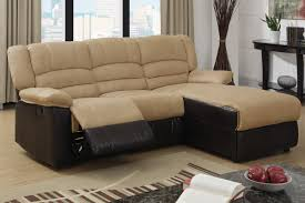 Beige Reclining Sofa Sofa Chic Small Reclining Sofa Small Reclining Sofa Sectional