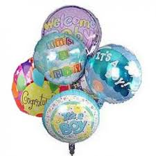 mylar balloon bouquets baby boy mylar balloon bouquet baby boy gift