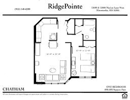 one bedroom apartment senior living minnetonka ridgepointe