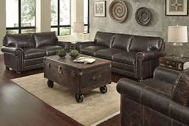 Ashley Furniture Armchair Living Room Leather Sofa Sectional With Chaise Tan Sofas Gray