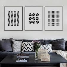 Cheap Framed Wall Art by Online Get Cheap Abstract Geometric Art Aliexpress Com Alibaba