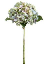 silk hydrangea silk hydrangea in lime and lavender silk flowers afloral