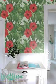 Awesome Wallpapers Poppy Red Floral Wallpapers And Flower Wall - Poppy wallpaper home interior
