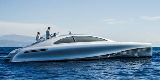 build mercedes mercedes collaborated with silver arrows marine to build this 1 7