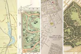 Map Of City Park New Orleans by Historic Maps Reveal The Secrets Of Four Iconic Nyc Parks Curbed Ny