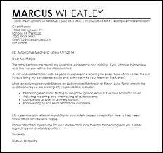 emissions tester cover letter