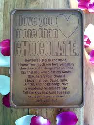love you more chocolate letter u2013 noteworthy chocolates