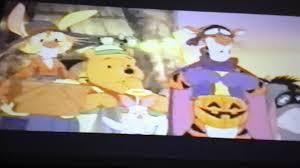 pooh u0027s heffalump halloween movie trailer youtube disney u0027s