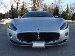 maserati super sport my gts with mc stradale front bumper installed maserati forum