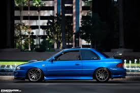 subaru rsti widebody just another subaru u2026or is it stancenation form u003e function
