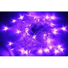 purple christmas lights yoland led copper wire lights 33ft 100leds with 12v