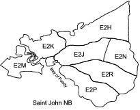 canada post fsa map addressing guidelines canada post