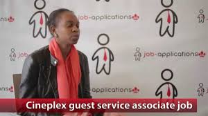 Job Application Tj Maxx Cineplex Guest Service Associate Job Youtube