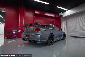 r34 a gt r for the street u0026 track by nismo speedhunters