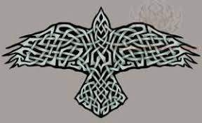 celtic crow tattoo images u0026 designs