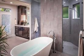 designs with floating modern bathroom design houston sustainable