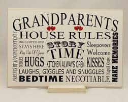 grandparents signs etsy